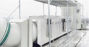 LRUV系列恶臭气体光氧催化ballbet贝博ballbet设备