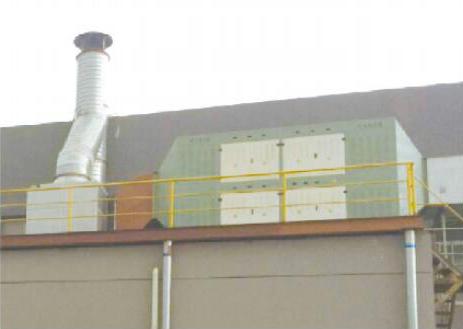 低温等离子贝博ballbet设备工程案例