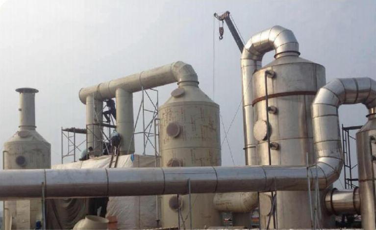 宁波铸造行业粉尘、有机AG环亚集团处理项目